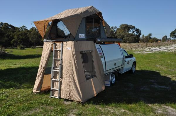 Series 5 Roof Tent Aventa