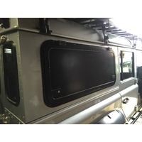 Gullwing Door for Land Rover Defender - Aluminium door