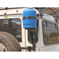 Defender 90/ 110 Single Gas Bottle Bracket