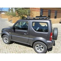 Eeziawn K9 Roof Rack suit Suzuki Jimny, 1.2m long, Track mount