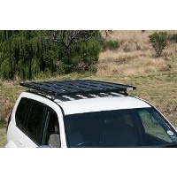 Eeziawn K9 Roof Rack suit Toyota Prado 150 2.0m long, track mount assembly