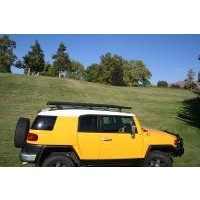 Eeziawn K9 Roof Rack suit FJ Cruiser 2.0m long, track mount assembly