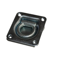 10mm Heavy Duty Tie Down Lashing Ring