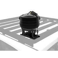 Potjie Holder and No3 pot  (Holds No2 or No3 Pot)