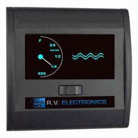LCD Water Level Indicator / Voltmeter