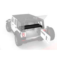 Jeep JK 5 Door Interior Rack