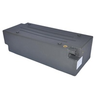 Poly Water Tank - 58Lt vertical/flat