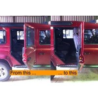 Door Adjustment for Land Rover Defender 110 / 130