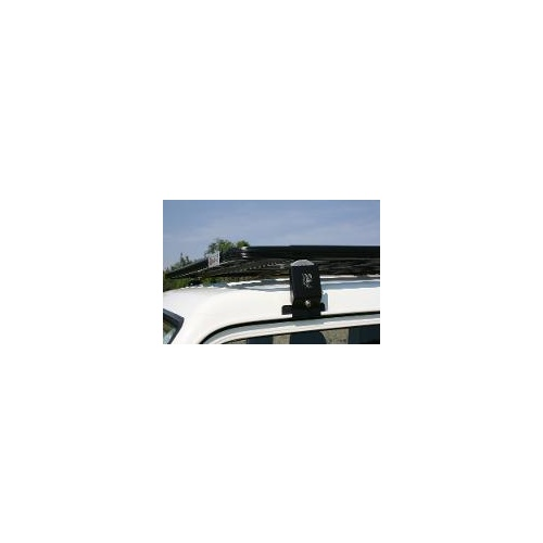 Eeziawn K9 Roof Rack suit Mercedes G Wagon 2.2m long including gutter mount legs (To Order Only)