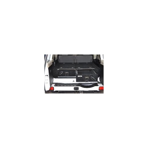 Boab Wing Kit for Double Roller Drawers RDUNID - RDUNIDL - RDUNIDR to suit Nissan GU