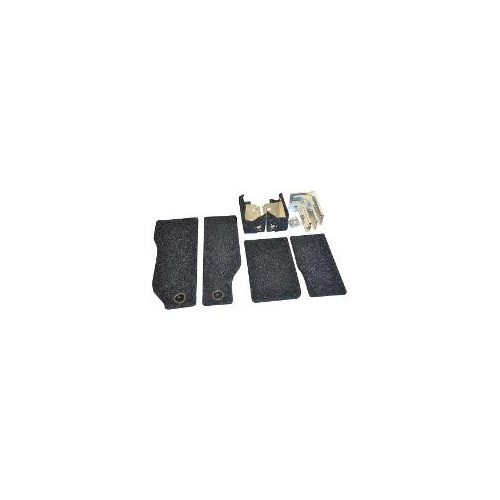 Boab Wing Kit for Double Roller Drawers RDUNIDP - RDUNIDPL - RDUNIDPR to suit Toyota Prado 121