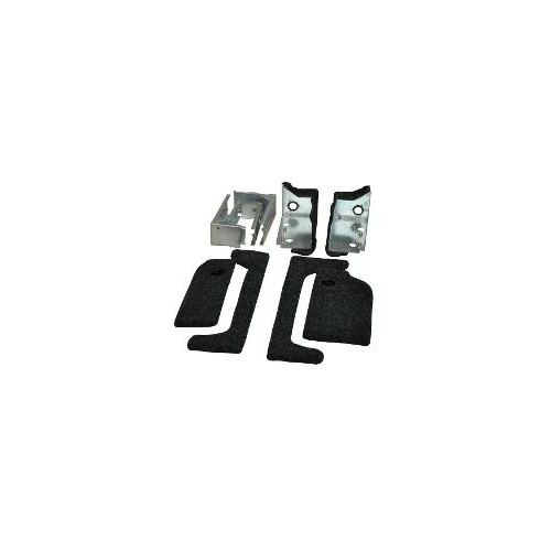 Boab Wing Kit for Double Roller Drawer RDUNIDP - RDUNIDPL - RDUNIDPR to suit Toyota Prado 150 (7 seat with rear aircond). panel.