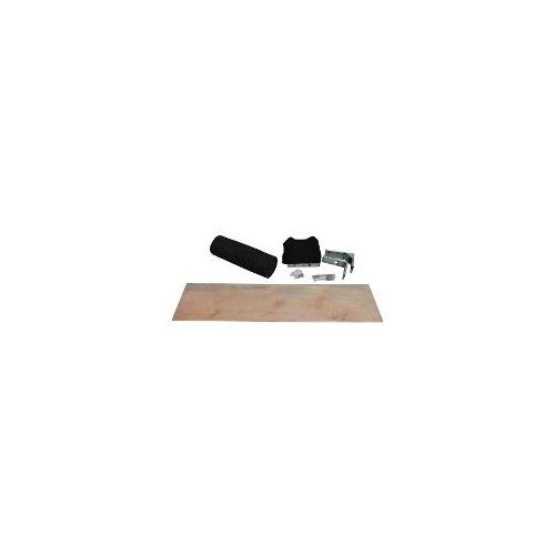 Boab Wing Kit for Single Roller Drawer RDUNISUTE or Double Roller Drawers RDUNIDUTE/S comprising of Side Bracket Set (3pcs)
