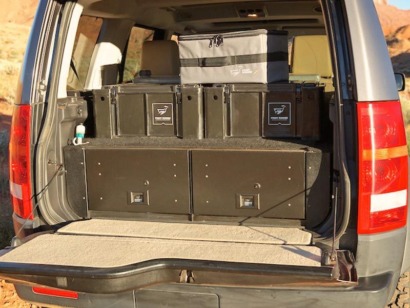 Drawer Land Rover Discovery 3 And 4 Kit Front Runner