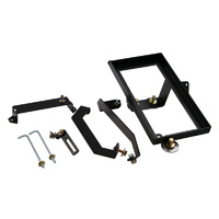 Toyota LandCruiser 70 series Battery Brackets