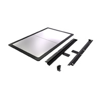Pro Stainless Steel Camp Table Kit